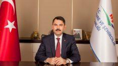 Bakan Kurum'dan 'Türkiye Emlak Katılım Bankası' açıklaması
