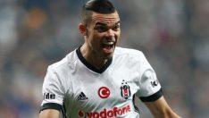 Beşiktaş'tan ayrılan Pepe, 12 yıl sonra eski takımına döndü