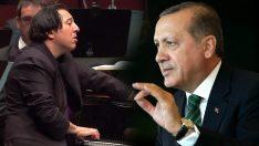 Erdoğan'ın, Fazıl Say'ın konserine gitmesi sosyal medyayı ikiye böldü