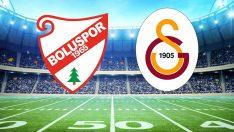 Boluspor – Galatasaray maçı ne zaman? Ertelenen Boluspor – Galatasaray maçının yeni tarihi belli oldu!