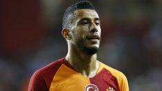 Galatasaray Ankaragücü maçı sonrası Belhanda'dan kötü haber!