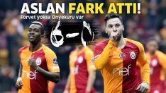 Galatasaray gol yağdırdı! Galatasaray – Ankaragücü: 6-0 (Maç özeti)