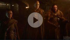 Game of Thrones 8. yeni sezon ne zaman başlıyor? İşte Game Of Thrones'un yeni sezonundan ilk fragman