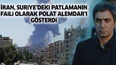 İran, Suriye'deki patlamanın faili olarak Necati Şaşmaz'ı gösterdi!