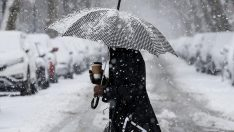 Ankara'da Kuvvetli Kar Yağışı Bekleniyor! (Ankara hava durumu 5 günlük)