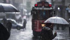 İstanbullular dikkat! Kuvvetli sağanak geliyor (İstanbul 5 günlük hava durumu)