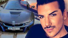 Kerimcan Durmaz, otomobiline servet ödedi!