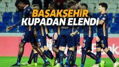 Medipol Başakşehir, Ziraat Türkiye Kupası'na veda etti! Hatayspor çeyrek finalde…