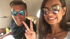 Mesut Özil ve Amine Gülşe'nin evlilik hazırlığı başladı