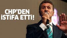 Mustafa Sarıgül CHP'den istifa etti! İşte Sarıgül'den ilk açıklama