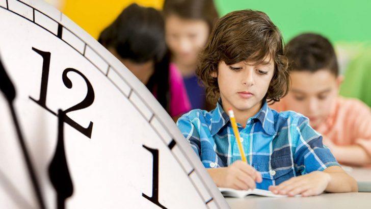 Okul ve mesai saatleri illere göre değişecek! Yaz saati uygulamasında değişiklik!