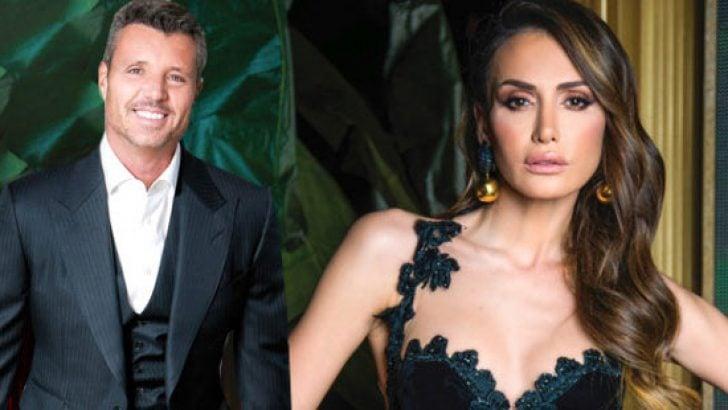 Sadettin Saran ve Emina Jahovic barıştı