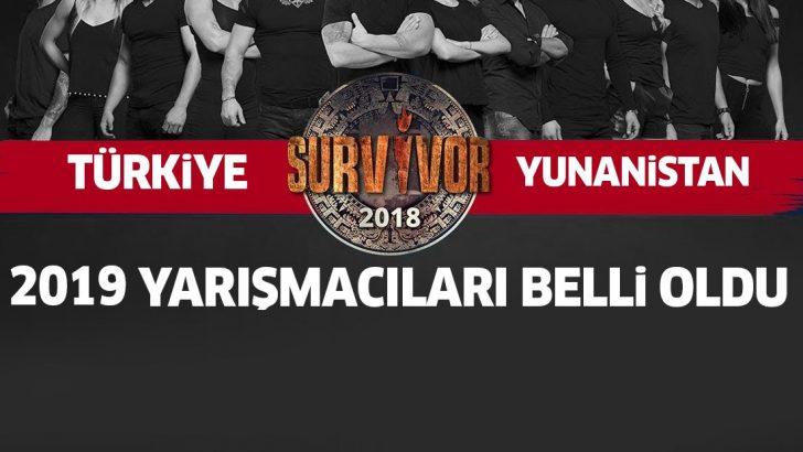 Survivor 2019 yarışmacıları belli oldu! Acun Ilıcalı, özel bir videoyla duyurdu