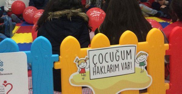 Türkiye'de bir ilk! Kırklareli'nde 'Çocuk Hakları Dostu Kütüphanesi' açıldı!