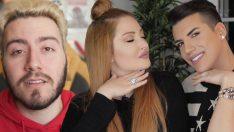 Ünlü Youtuber'lar birbirine girdi! Enes Batur'dan Danla Bilic ve Kerimcan Durmaz'a tepki