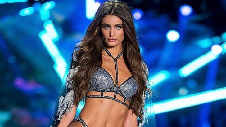 Victoria's Secret meleğinin makyajsız halini görenler hayal kırıklığına uğruyor