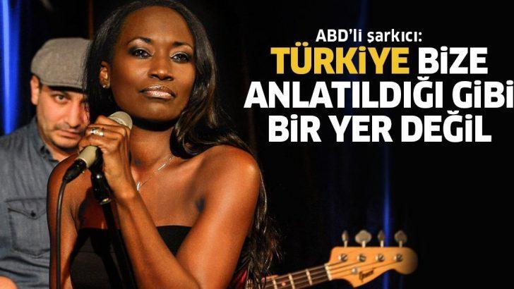 ABD'li sanatçı, ülkemize hayran kaldı! 'Türkiye bize Amerika'da anlatıldığı gibi değil'