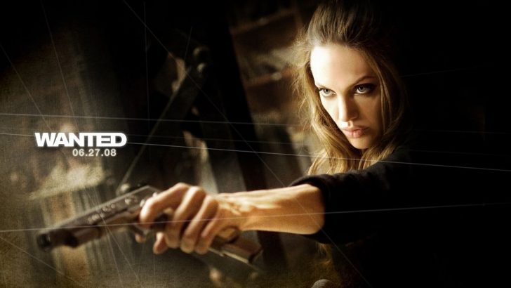 Angelina Jolie ve Morgan Freeman'dan efsane film: Wanted (Aranıyor)
