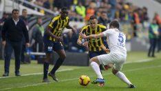 Ankaragücü, Erzurumspor'u son dakika golüyle yendi