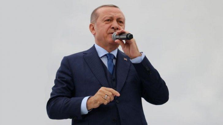 Cumhurbaşkanı Erdoğan'dan Kılıçdaroğlu'na YPG tepkisi
