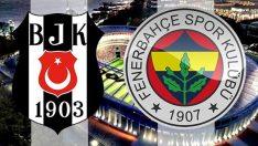 Beşiktaş Fenerbahçe maçı ne zaman, hangi kanalda ve saat kaçta? Beşiktaş Fenerbahçe maçı muhtemel ilk 11'ler