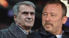 Beşiktaş'ta Şenol Güneş'in yerine gelecek teknik direktör adayları