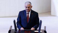 Binali Yıldırım bugün Meclis Başkanlığı'ndan istifa edecek
