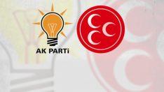 Cumhur İttifakı 51 ile genişledi! Ak Parti 44, MHP 7 ilde aday gösterdi