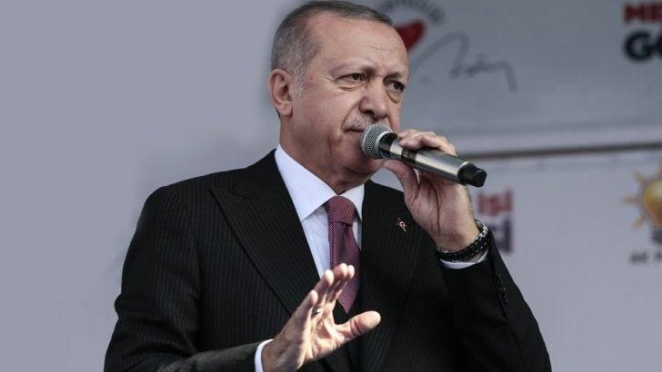 Cumhurbaşkanı Erdoğan: Fiyatlar yerine gelirse sahadan çekiliriz