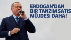 Cumhurbaşkanı Erdoğan'dan bir tanzim satış müjdesi daha! O ürünler de ekleniyor!