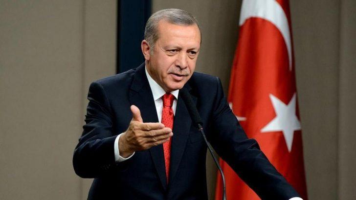 Başkan Erdoğan kampanyayı eleştirenlere cevabını verdi!