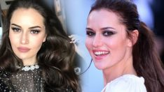 Fahriye Evcen, dünyanın en güzel 30 kadını listesinde ilk 10'a girdi