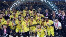 Fenerbahçe, Türkiye Kupası şampiyonu oldu!