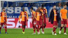 Galatasaray, turu zora soktu! Galatasaray-Benfica maç sonucu: 1-2