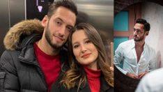 Hakan Çalhanoğlu'ndan eşine: Tanıdığım en güçlü kadınsın…