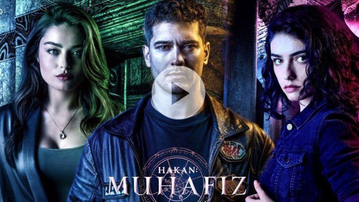 Hakan Muhafız'ın yeni sezon fragmanı yayınlandı! Usta oyuncu 'Hakan Muhafız' kadrosuna dahil oldu