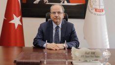 HSK Başkanı Halil Koç'tan Bahar Kalkanı Harekatı'na destek