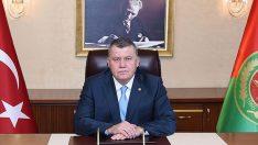 Yargıtay Birinci Başkanı İsmail Rüştü Cirit'ten veda mesajı