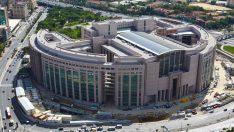 İstanbul Adalet Sarayı'nda büyük hırsızlık