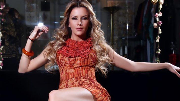 Modacı Ivana Sert şarkıcı oldu!