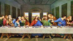 Leonardo da Vinci'ninşifresi çözüldü! 'Son akşam yemeği' tablosunda kıyamet tarihi ortaya çıktı