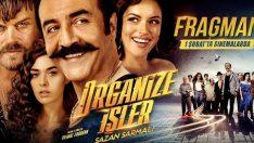 Organize İşler 'Sazan Sarmalı' filminin galasına para yetmedi!