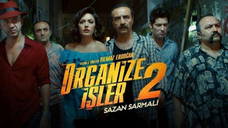 Organize İşler: Sazan Sarmalı'nın Netflix'te yayınlanması sinemacıları şoke etti!