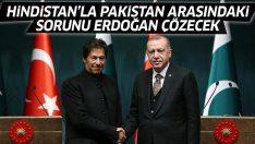Pakistan Başbakanı, Hindistan gerilimi için Cumhurbaşkanı Erdoğan'ı arayacak