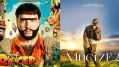 'Recep İvedik 6' ile 'Mucize 2: Aşk' sadece sinemalarda