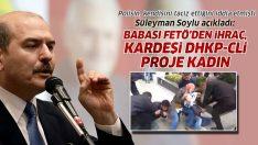 Süleyman Soylu, taciz iddialarına cevap verdi