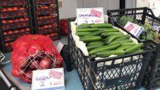 Tanzim satış noktalarında ilk günün bilançosu! İşte en çok satılan sebze