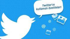 Twitter'ın çoğu kişi tarafından bilinmeyen kullanışlı özellikleri