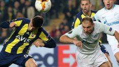 UEFA'dan Fenerbahçe-Zenit maçına soruşturma!