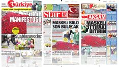 18 Mart 2019 gazete manşetleri